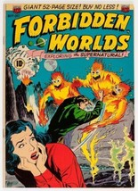 Forbidden Worlds Comic Book #2, ACG 1951 VERY FINE- - $415.95