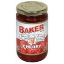 Baker Brand Cherry Dessert Filling 10 oz - $11.87