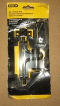 Stanley Slide Action Bolt 76-0815 Black - $9.49