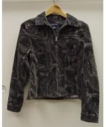Jones New York Coat Cotton Female Adult S Gray ... - $79.79