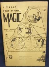 Simplex Professional Magic - $22.74