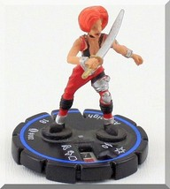 HeroClix - Ashleigh #002: Experienced - Blue Ring (2003) *Indy HeroClix ... - $1.29