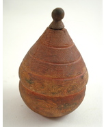 antique wood spin top  9 - $35.00