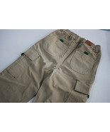John Deere 3T Boys Tan Khaki Pants NEW - $12.95