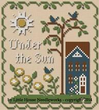"Under the Sun Pt 3 Thread Pack ""Sun Moon Stars"" series Classic Colorwork... - $12.60"