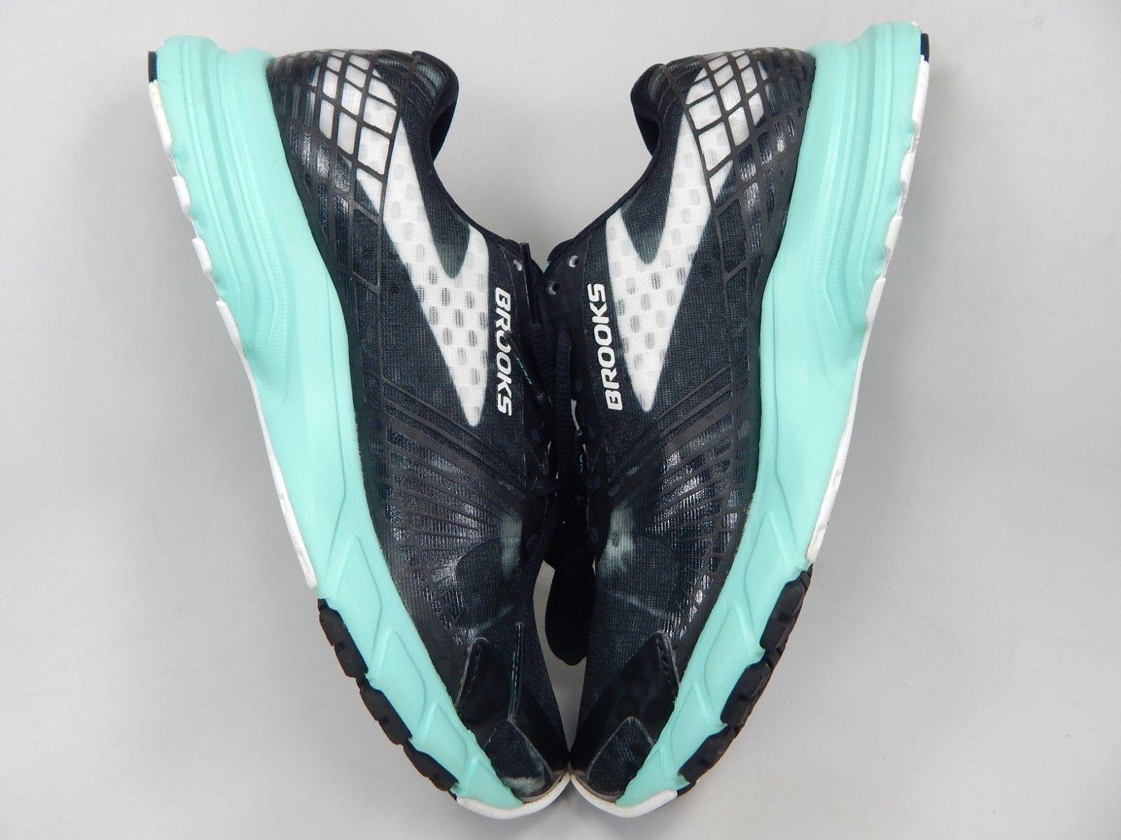 Brooks Launch 3 Size 6.5 M (B) EU 37.5 Women's Running Shoes Black 1202061B071 image 6