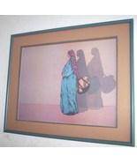 """1980 Amado M. Pena Jr. """"La portadora Del Agua"""" Limited Edition Serigraph... - $4,000.00"""
