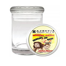 Katharine Hepburn, Cary Grant Medical Glass Jar 170 - $14.48