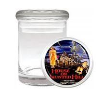 Vincent Price, William Castle Medical Glass Jar 254 - $14.48