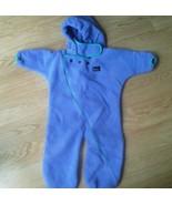 Boys Infant REI Snowsuit Blue Mitt Neck Guard S... - $19.59