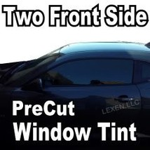 LEXEN Two Front Window Precut Tint Kit Computer Cut Tinting Glass Film C... - $26.99