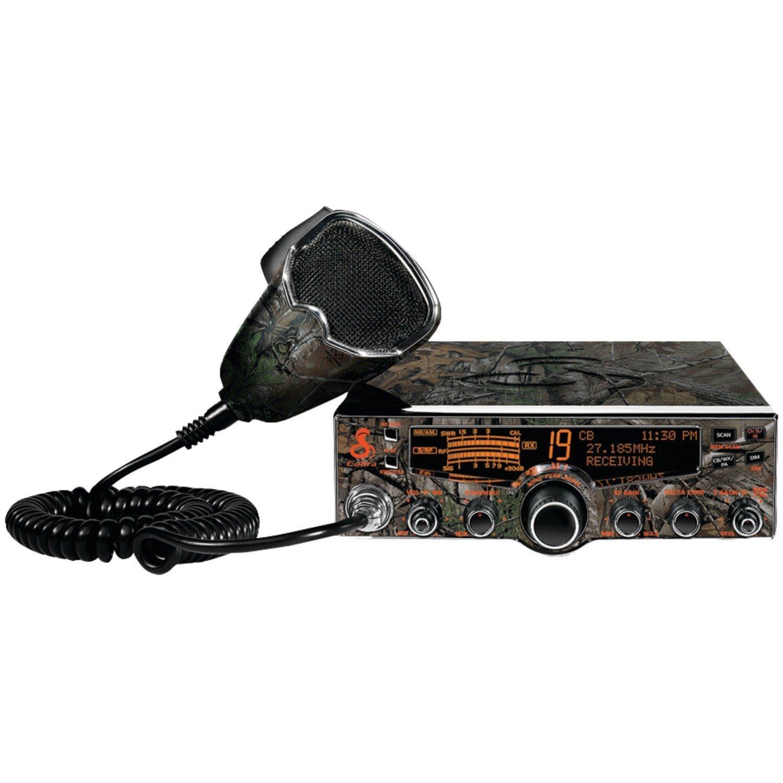 realistic cb radio 1 listing cobra electronics 29 lx camo realtree platform cb radio camo 169 95
