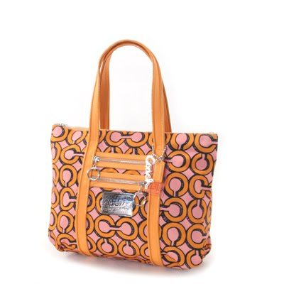 COACH Poppy 3D OPA Glam Tote NWT 14983