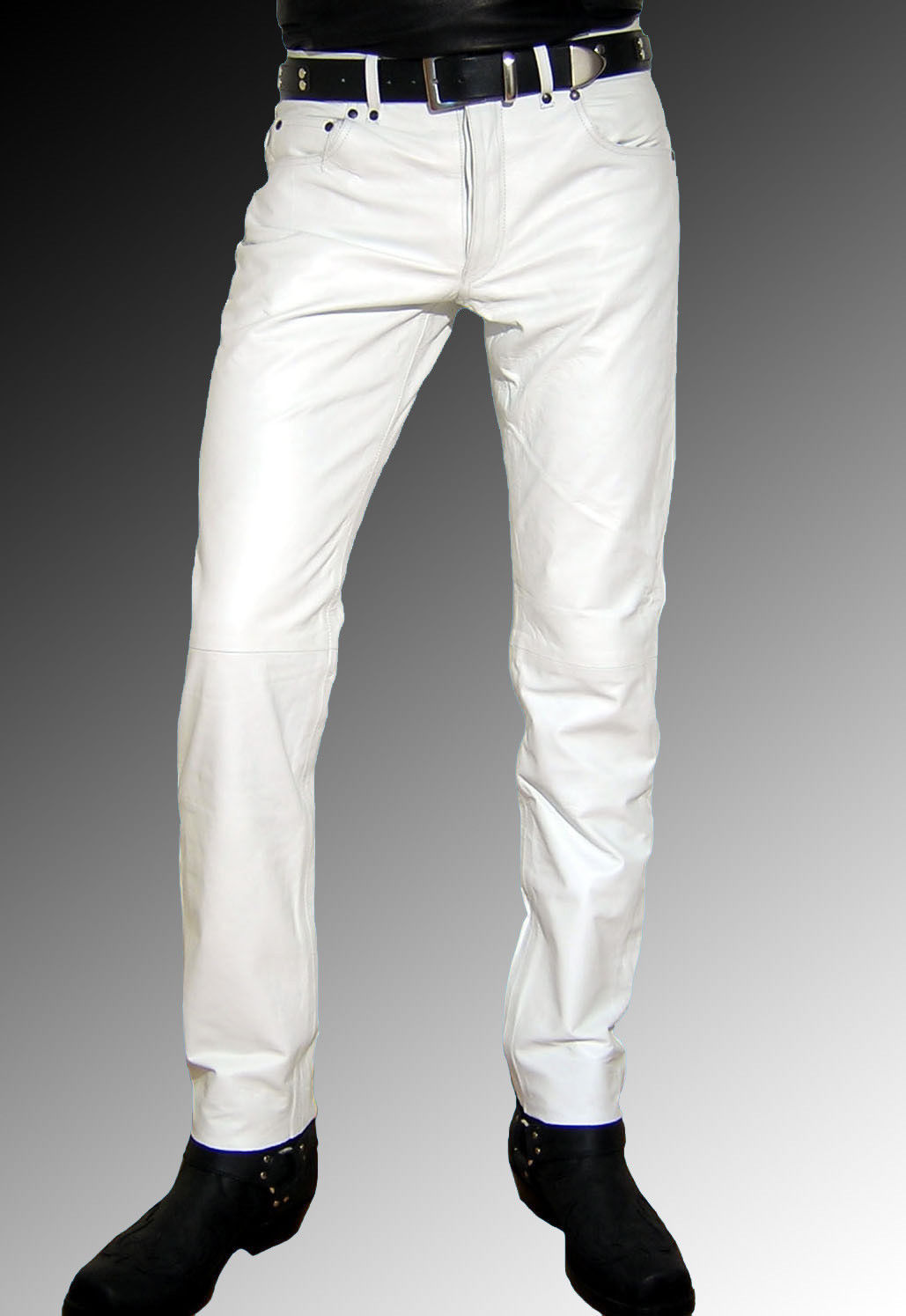 White Jeans For Big And Tall Men