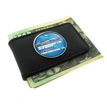 Ford Mustang 1979 Retro Ad Money Clip Leather 249 - $12.48
