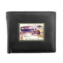 Chevrolet 1920s Vintage Ad Bifold Wallet 030 - $12.48