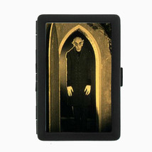 Nosferatu Dracula 1922 Vampire Black Cigarette Case 202 - $13.48