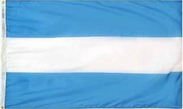 Valley Forge Argentina 3'X5' Nylon Flag (Civil) 35223040 - $45.00