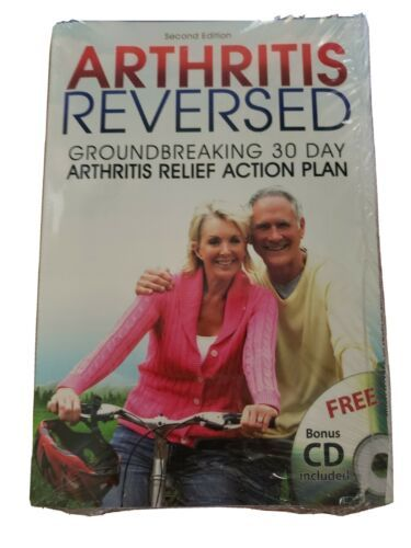 Primary image for Arthritis Reversed: Groundbreaking 30-Day Arthritis Relief Action Plan Book