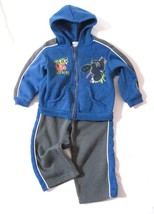 Boy Toddler Size 24 Months Al & Ray  2 PC Warm Up  Pants Hooded Sweatshi... - $8.82