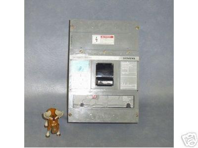 Siemens Sentron Series Circuit Breaker JXD62B350 ___Y13