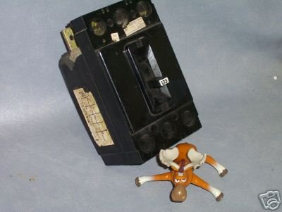 FPE 125 Amp Circuit Breaker Issue # KX-784 PARTS ONLY