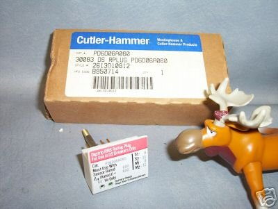 Cutler Hammer PD6D06A060 Digitrip RMS Rating Plug _I18