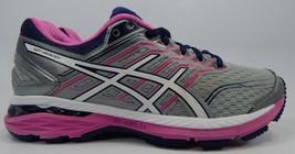 Asics GT 2000 v 5 Size 7.5 M (B) EU 39 Women's Running Shoes Gray Pink T757N