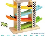 R 1 2 year old boy and girl gifts wooden race track car ramp racer with 4 mini car thumb155 crop