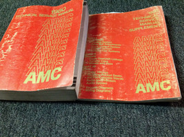 1980 AMC Tutti i Modelli Servizio Officina Negozio Riparazione Manuale O... - $59.43