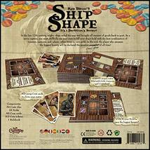 Calliope Games ShipShape 3D Puzzle and Bidding Boardgame image 5