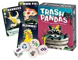 Gamewright Trash Pandas - The Raucous Raccoon Card Game - 252 - $8.57