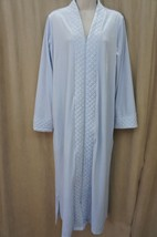 Charter Club Intimates Collection Sleewear Sz XS Blue Alder Night Gown S... - $14.27