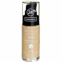 Revlon Colorstay Makeup Combination/Oily SPF 15 - 330 Natural Tan - $8.29