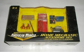 New Ertl American Muscle Home Mechanic Accessory Set - Never Opened - $29.88