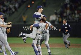 Orel Hershiser Los Angeles Dodgers 1988 EOS Vintage 8X10 Color Baseball Photo - $6.99