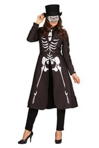 Halloween 2017 - Skeleton VOODOO Jacket  , Ladies - $57.85