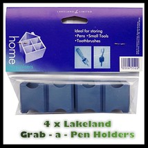 Lakeland Grab a Pen, Tool, Toothbrush Holder - Simple But Really Handy -... - $3.52