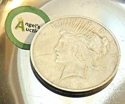 Liberty Peace Silver Dollar 1923 AA20-CND7011 image 2