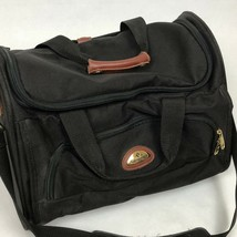 Vintage Samsonite Ballistics Bag Travel Overnight Carry On Duffle Black ... - $42.74