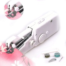 Needle Work Mini Sewing Machine Portable Handed Sewing Machines Clothes ... - $16.14
