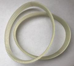 2 Uretano Cinture Dewalt Piallatrice DW735 DW735X con Cintura N.5140010-... - $24.48