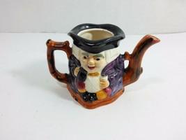 Vintage Breve & Son Ltd Ceramiche Miniatura Teiera, Originale Staffordshire (4 - $29.77