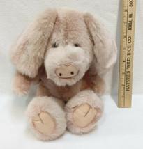 Boyd's Bears Rosie O Pig Plush Stuffed Animal Bean Stuffing Jointed Fuzz... - $14.84