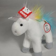 gund stuffed animal unicorn chatters - $24.14