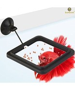 Betta Feeding Ring - Reduces Wastage And Maintains Water Quality - Pract... - $17.77