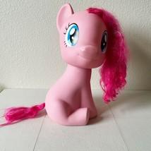 "19"" My Little Pony Jumbo Pinkie Pie Pony Doll Figure Pink Styling Head Girl Toy - $17.82"