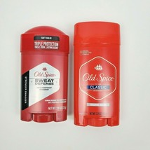 2X Old Spice Sweat Defense 2.6oz & Old Spice Classic Original Deodorant ... - $10.95