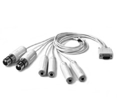 Apogee Duet FireWire Breakout Cable - $34.42