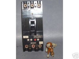 General Electric Circuit Breaker 225 Amp TFK236F000 - $440.16